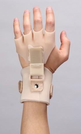 カックアップシリコーン(手背部)・手背屈装具